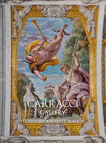 THE CARRACCI GALLERY<br>Its history and restauration<br>(VERSION ANGLAISE)
