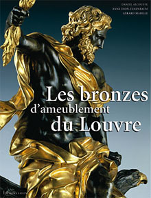 The Louvre's bronzes furnitures