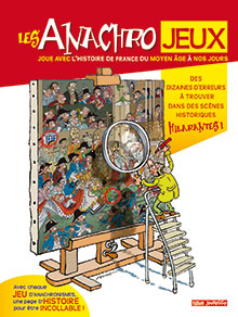 LES ANACHROJEUX TOME 1