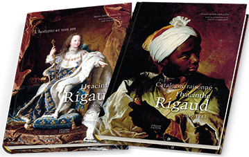 HYACINTHE RIGAUD<br/>Tome 1 et 2